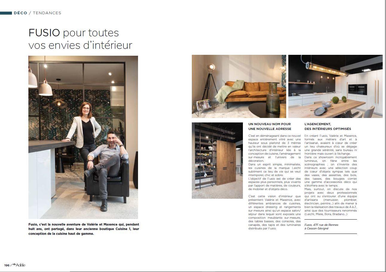 FUSIO Cuisines A Rennes Presse Decembre 2019 281